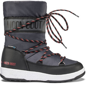 Moon Boot Sport WP Winter Boots Jongens, black/castlerock